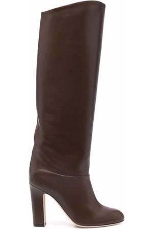 PARIS TEXAS Naiset Ylipolvensaappaat - Knee-high leather boots