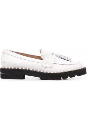 Stuart Weitzman Naiset Loaferit - Tassel-detail round-toe loafers