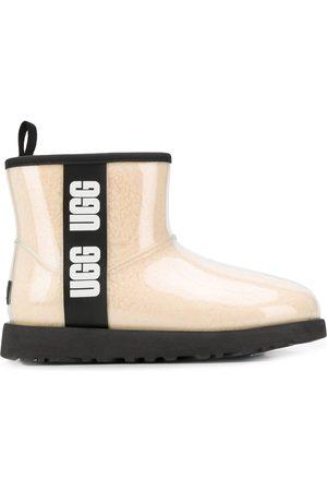 UGG Naiset Lumisaappaat - Laminated Classic snow boots
