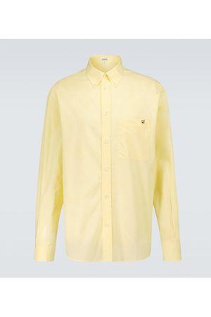 Loewe Cotton chest pocket shirt