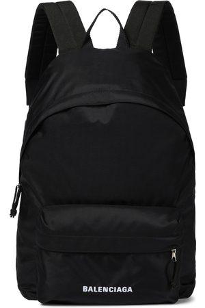 Balenciaga Naiset Reput - Wheel nylon backpack