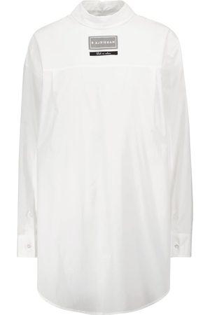 MM6 MAISON MARGIELA Naiset Pitkähihaiset - Cotton shirt