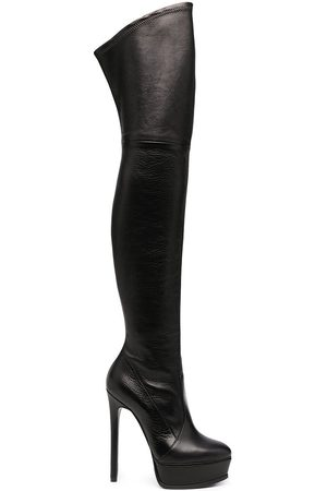 Casadei Naiset Ylipolvensaappaat - Over the knee boots
