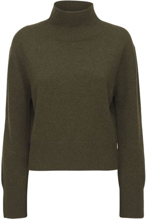 AG Cashmere Turtle Neck Sweater