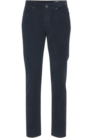 Pantaloni Torino Miehet Stretch - Striped Cotton Stretch Corduroy Pants