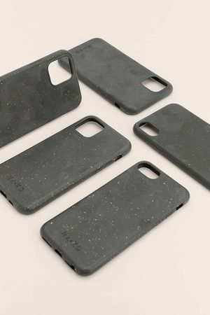 NA-KD Accessories Ekologinen Puhelinkotelo - Black