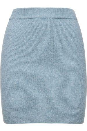 Bec & Bridge Cecile Knit Mini Skirt