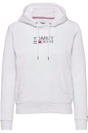 Tommy Hilfiger Naiset Collegepaidat - Tjw Slim Metal Corp Logo Hoodie Huppari