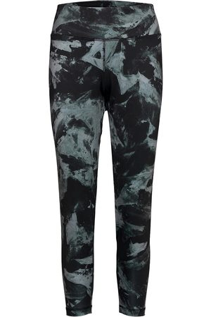 Reebok Wor Myt Aop Poly Tight In Running/training Tights