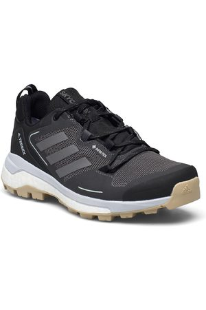 adidas Terrex Skychaser Gore-Tex 2.0 Hiking W Shoes Sport Shoes Outdoor/hiking Shoes Musta