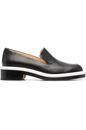 Nicholas Kirkwood JJ two-tone loafers