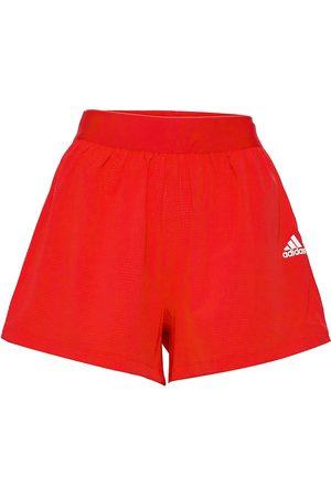 adidas Heat.Rdy Lightweight Woven Shorts W Shorts Sport Shorts Punainen