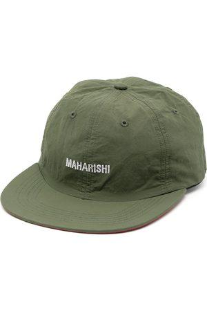 Maharishi Miehet Hatut - Embroidered-logo flat cap