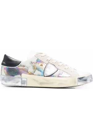 Philippe model Naiset Tennarit - Prsx Mixage Cheveux low-top sneakers