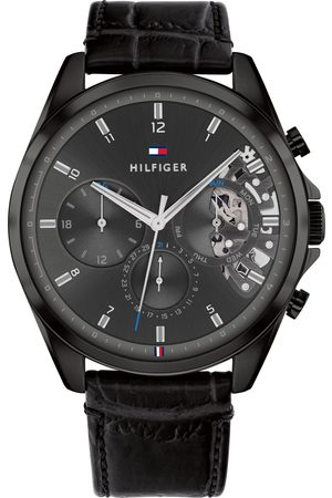 Tommy Hilfiger Miehet Kellot - 1710452 Watch Black