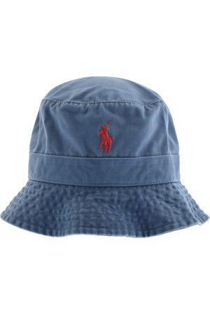 Ralph Lauren Polo Bucket Hat Blue