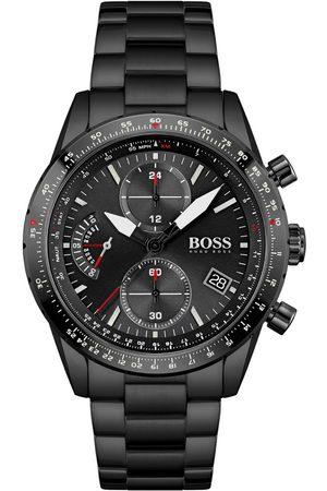 HUGO BOSS Miehet Kellot - BOSS 1513854 Pilot Edition Chronograph Watch