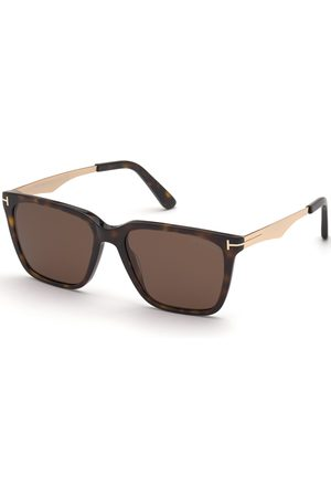 Tom Ford Miehet Aurinkolasit - FT0862 52E Sunglasses Brown