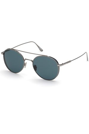 Tom Ford FT0826 Sunglasses Silver