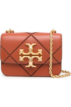 Tory Burch Eleanor Diamond-Quilted Small Convertible shoulder bag