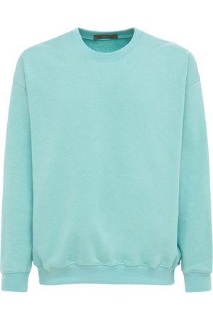 MINT Miehet Collegepaidat - Cotton Jersey Sweatshirt