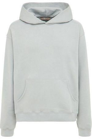 Mint Cotton Jersey Hoodie