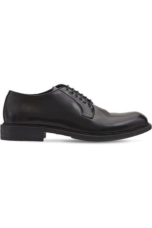 Pantanetti 30mm Leather Derby Lace-up Shoes
