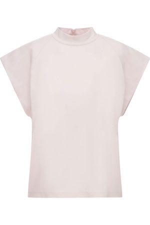 REMAIN Naiset T-paidat - Verona Sleeveless Organic Cotton T-shirt