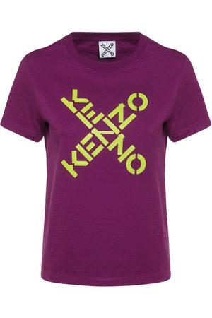 Kenzo Logo Sport Classic Cotton T-shirt