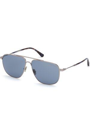 Tom Ford FT0815 Sunglasses Silver
