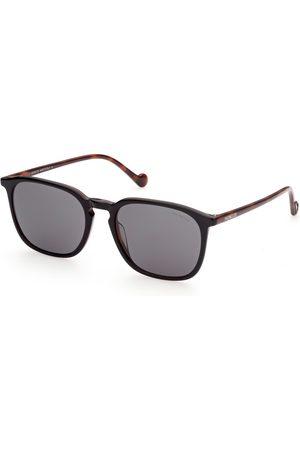 Moncler Miehet Aurinkolasit - ML0150 Sunglasses Black