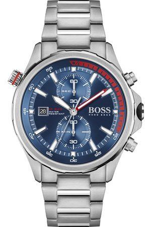 HUGO BOSS BOSS 1513823 Globetrotter Watch Silver