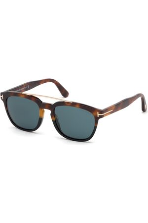 Tom Ford FT0516 Sunglasses Brown