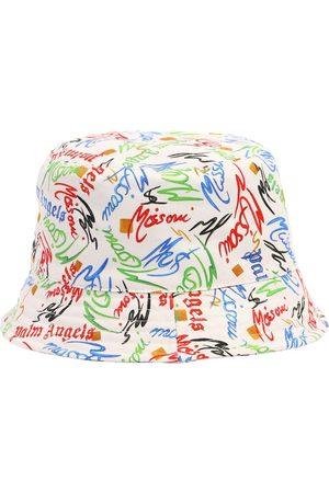 Palm Angels Naiset Hatut - & Missoni Monogram Hat