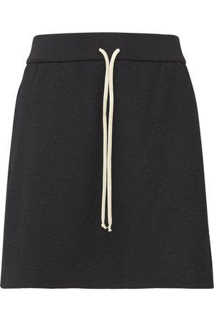 Gucci Jersey Mini Skirt
