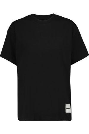Jil Sander Set of three organic cotton T-shirts