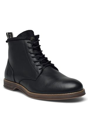Sneaky Steve Fred Leather Shoe Nyörisaappaat