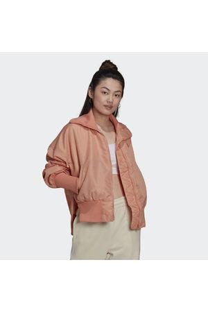 adidas Elongated Rib Bomber Jacket
