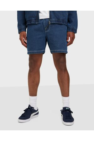 Lyle & Scott Miehet Farkkushortsit - Denim Shorts Shortsit Washed