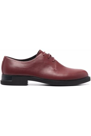 Camper Iman leather lace-up shoes