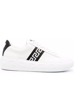 Versace Naiset Loaferit - Greca lace-up sneakers