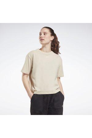 Reebok Naiset T-paidat - MYT Cozy T-Shirt