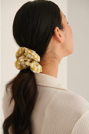 NA-KD Iso Scrunchie - Yellow
