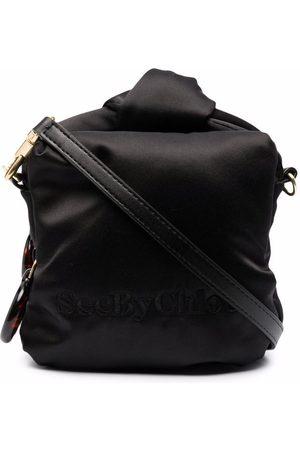 See by Chloé Naiset Olkalaukut - Padded zip-up satchel bag
