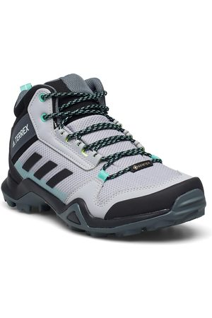 adidas Terrex Ax3 Mid Gore-Tex Hiking W Shoes Sport Shoes Outdoor/hiking Shoes Musta