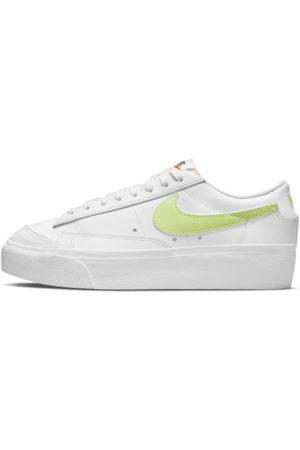 Nike Blazer Low Platform Women's Shoe - White