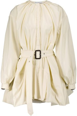 J.W.Anderson Belted cotton jacket