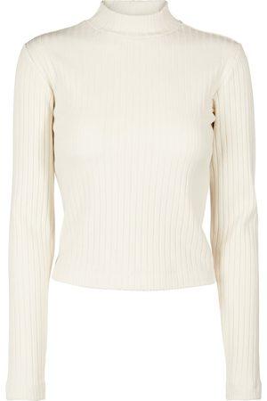 Vince Naiset Poolopaidat - Ribbed-knit mockneck sweater