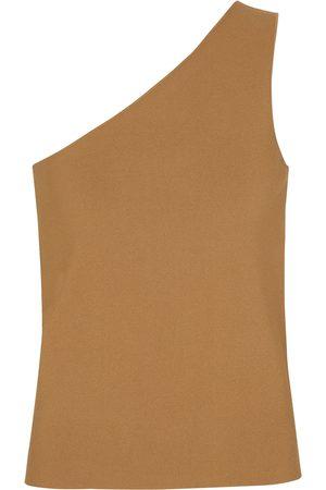 Vince One-shoulder knit top
