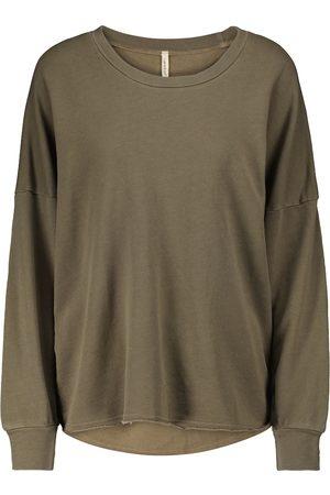 Lanston Naiset Hupparit - Porter cotton-blend sweatshirt